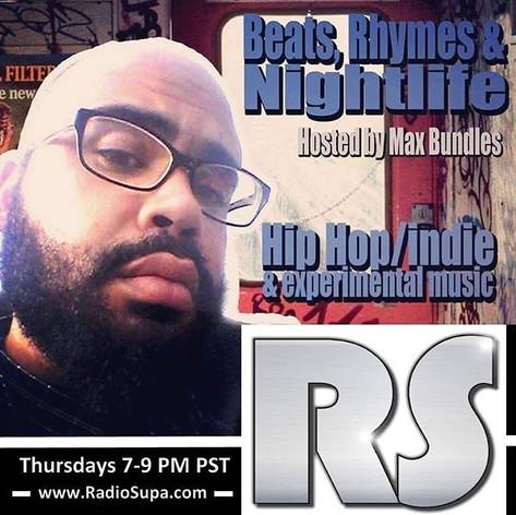 Max Bundles - Beats, Rhymes & Nightlife