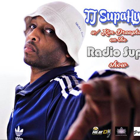 TJ SupaHype & Kim Draughan - The Radio Supa Show