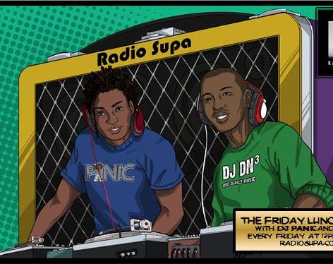 DJ DN3 & DJ Panic - The Lunchbox Mix