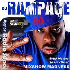 DJ Rampage - Mixshow Madness