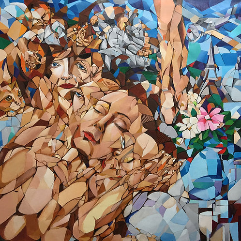 Fragmented Dreams - ROMELLE ESPIRITU