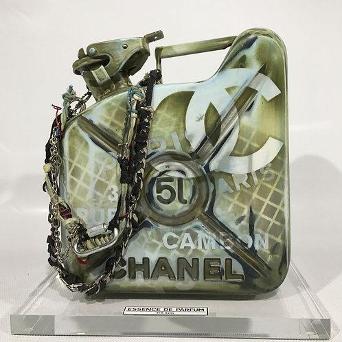 Essence de Chanel N°5 - ERIC SALIN
