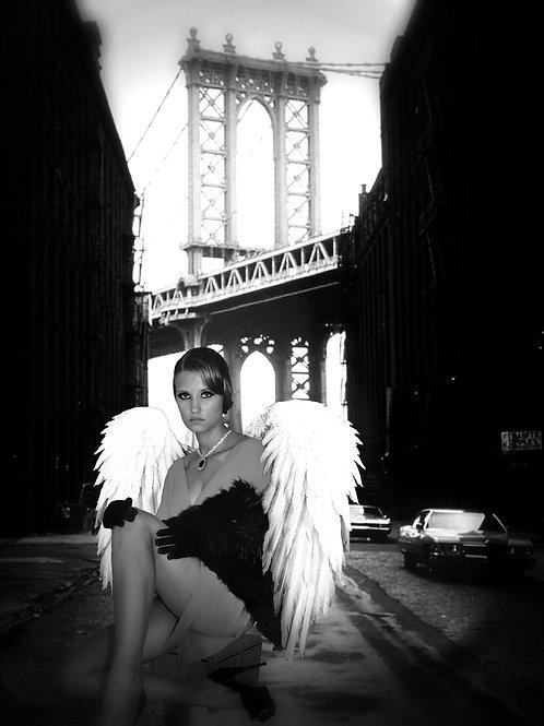 Angel bridge - CALYPSO DE SIGALDI