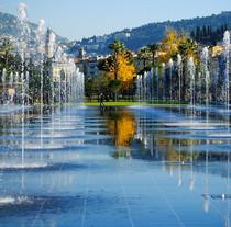 La Coulée Verte à Nice