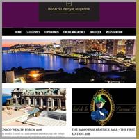 Monaco Lifestyle Magazine