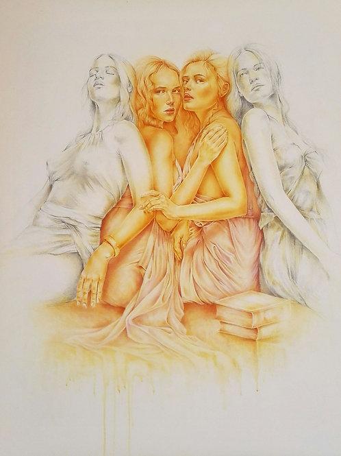 Les Muses - CIAVARELLA MARC