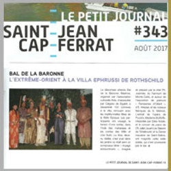 Le Petit Journal de Saint-Jean-Cap-F