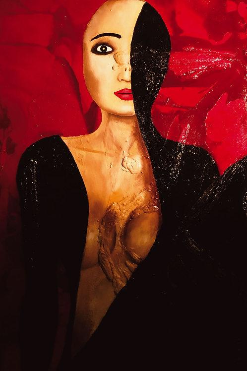 Femme d'ombre  - JEAN DOLANDE