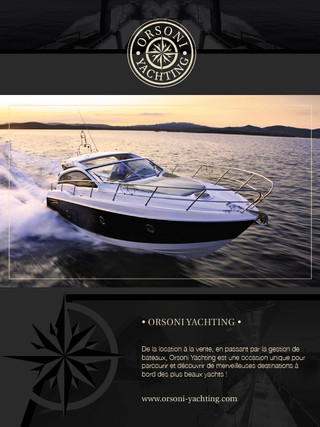 ORSONI Yachting