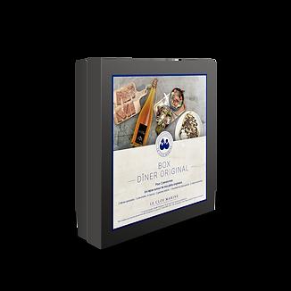 Offrez nos Box cadeau repas à la découverte de notre cêperie originale et authentique.