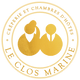 Logo du Clos Marine crêperie à Plouhinec