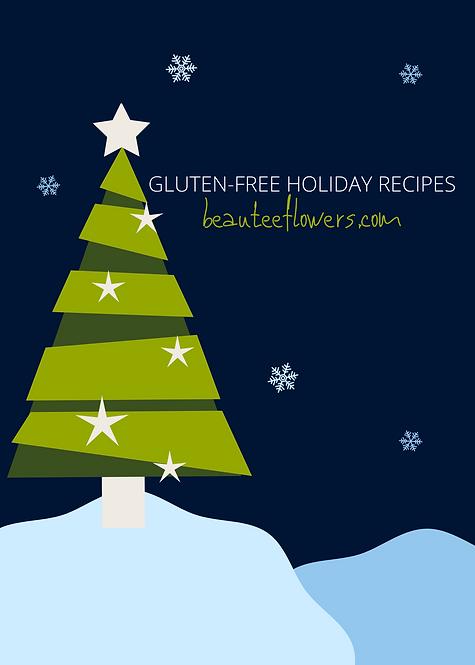 Gluten-free Holiday Recipes Printable