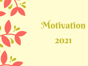 Motivation Monday 2021