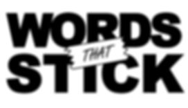 Words That Stick
