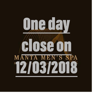 manta men's spa