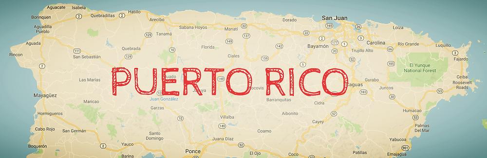 Vamo' Puerto Rico - Mission trip