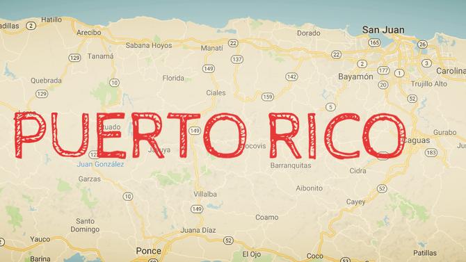 Vamo' Puerto Rico! - Want to go to PR?