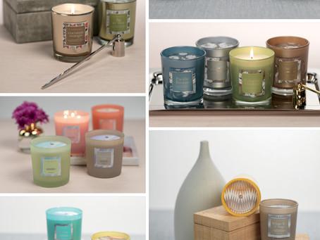 Introducing All New Illuminaria Candles!