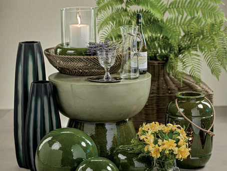 Impart the Rural Sensibilities of Southern France with Our Saint- Paul- de- Vence Collection