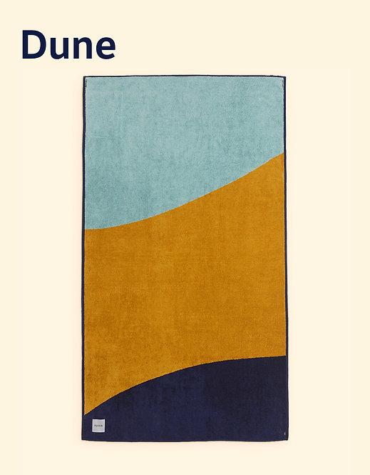 Tucca towel, modelo Dune
