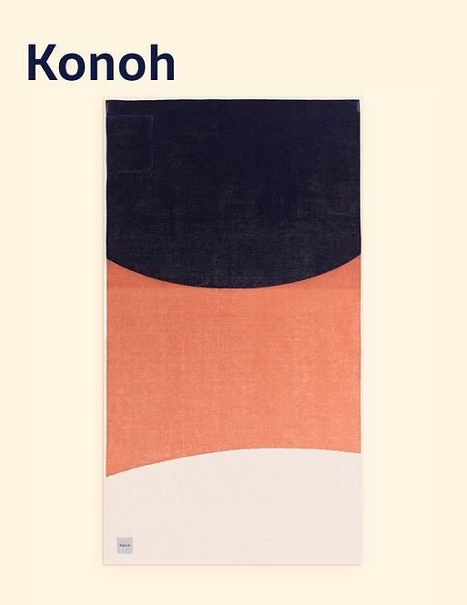 Tucca towel, modelo konoh