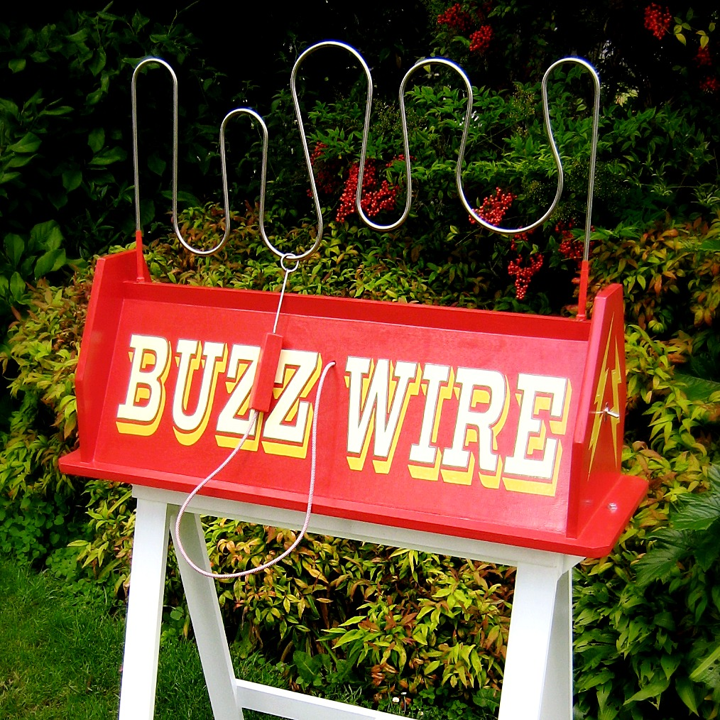 The Cheshire Cat Co Buzz Wire