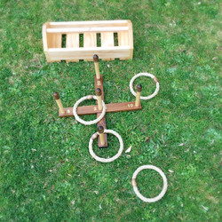 The Cheshire Cat Co Garden Quoits