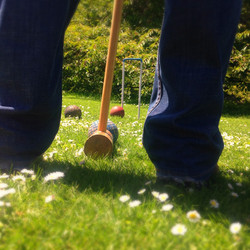 The Cheshire Cat Croquet