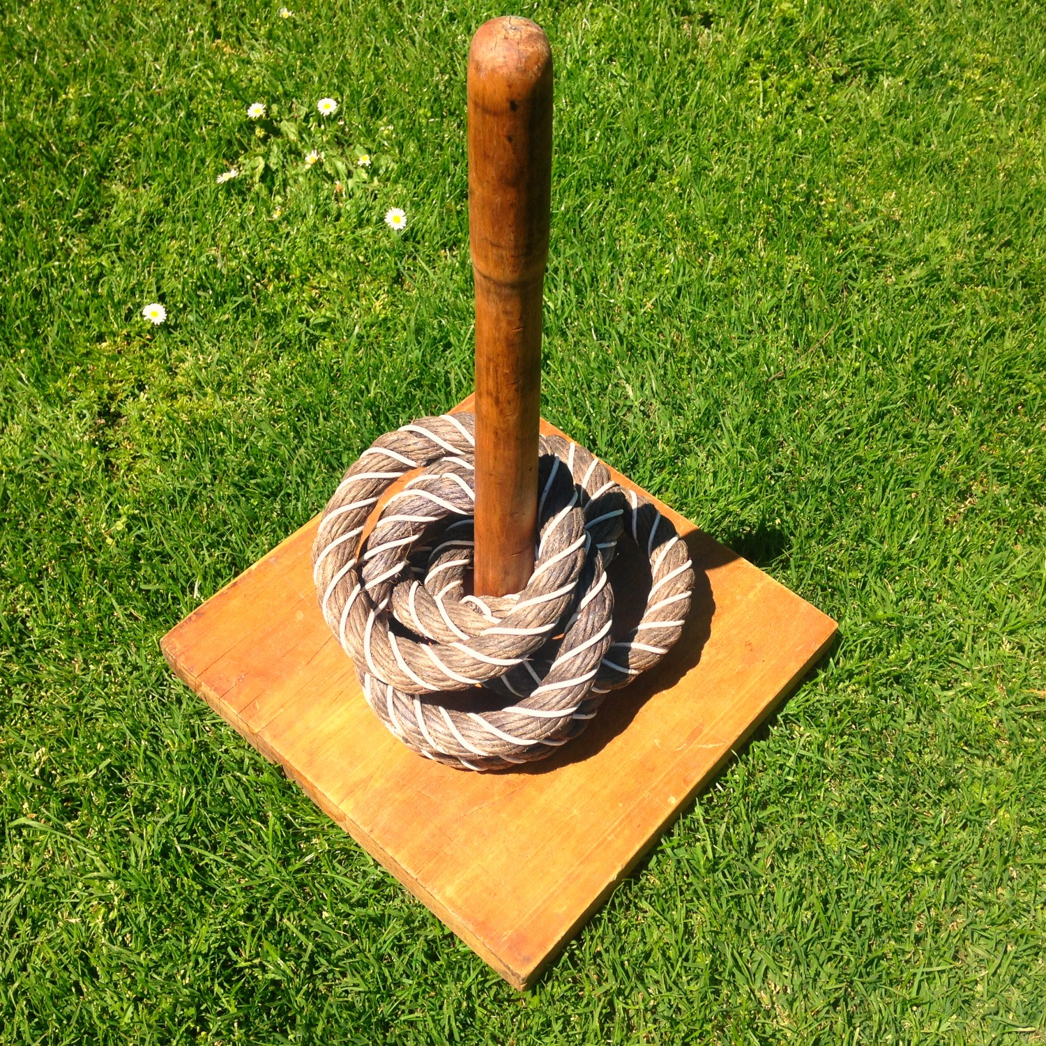 The Cheshire Cat Classic Quoits