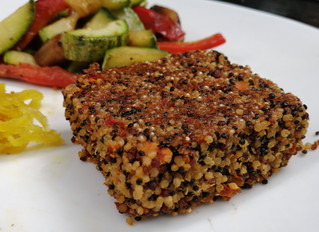 Bloques de quinoa (sin gluten)