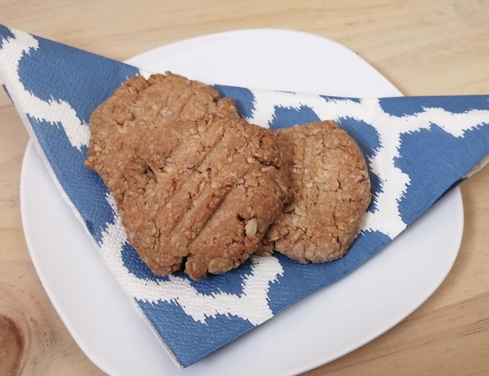 Foto de galletitas pequeñas