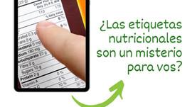 Desenmascarando el misterio de las etiquetas nutricionales