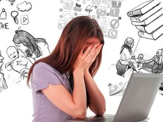 """Síndrome de desgaste profesional (""""burnout"""")"""