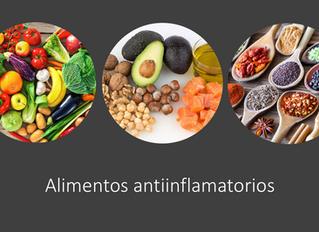 Alimentación antiinflamatoria para dolores, molestias y cansancio crónico