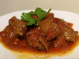 Curry garam masala de res