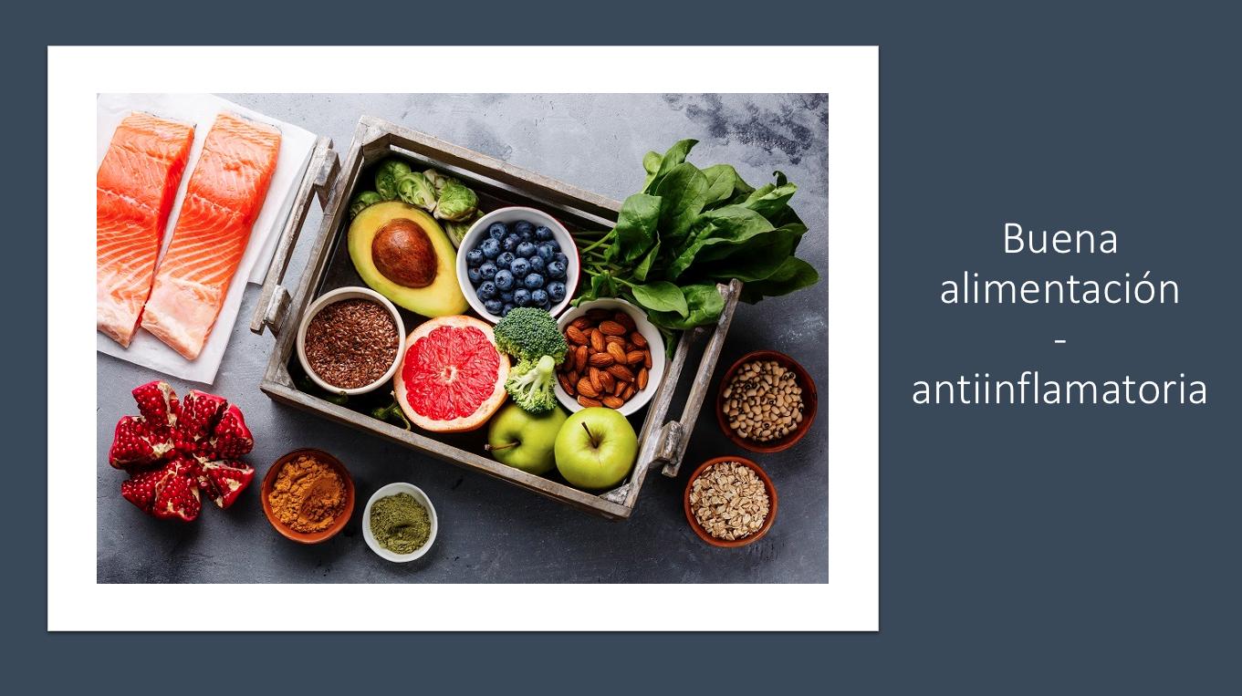 Alimentos antinflamatorios