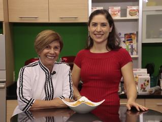 Show de cocina: Sin Secretos con Doris