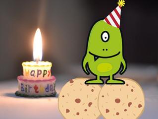 Glutaventura: El día del cumpleaños