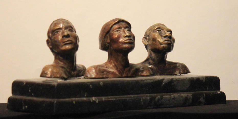 Colección bronces Indigenas
