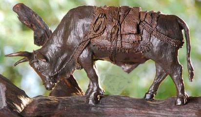 Colección bronces animales