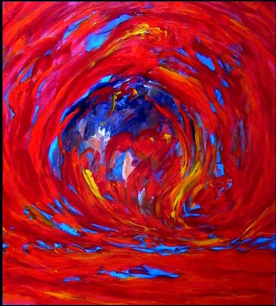 2002. Nacimiento de un alma - 0.90 x 0.9