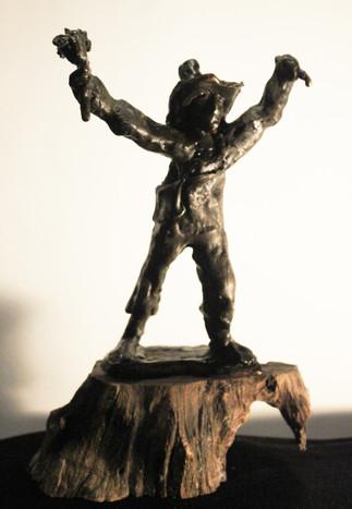 Colección bronces Comuneros