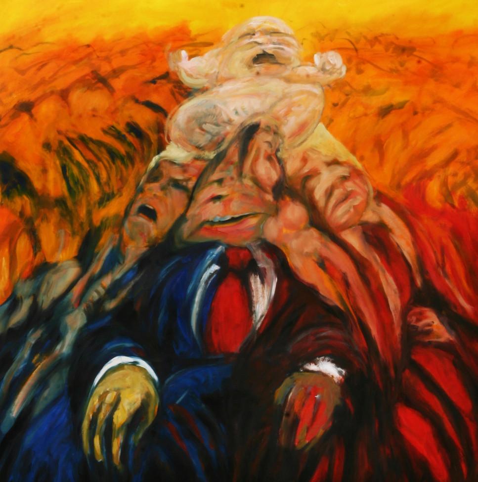 Nacimiento de la corrupcion