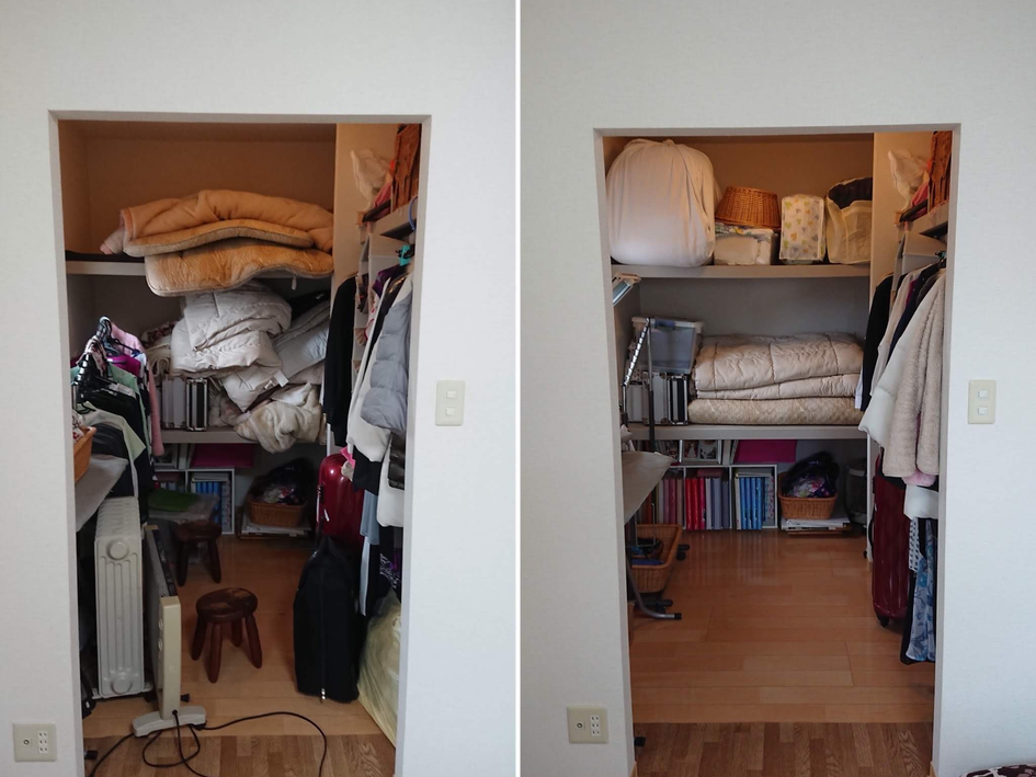 納戸 before&after