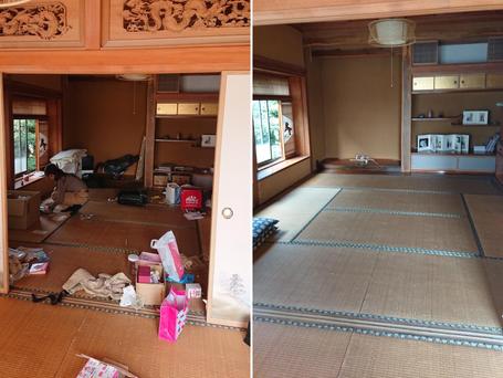1部屋 before&after