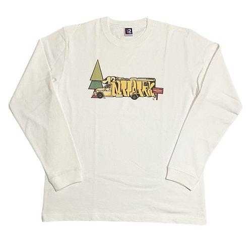 12STADIUM→NATPARK / L/S T-Shirt (+FREE COUPON) Pre-order