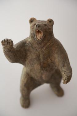 L'ours en colère