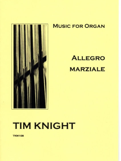 Allegro Marziale for Organ