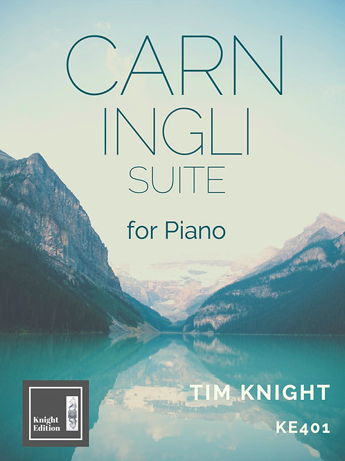 Carn Ingli Suite for Piano