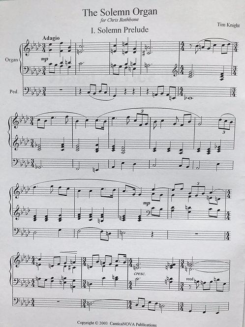 The Solemn Organ